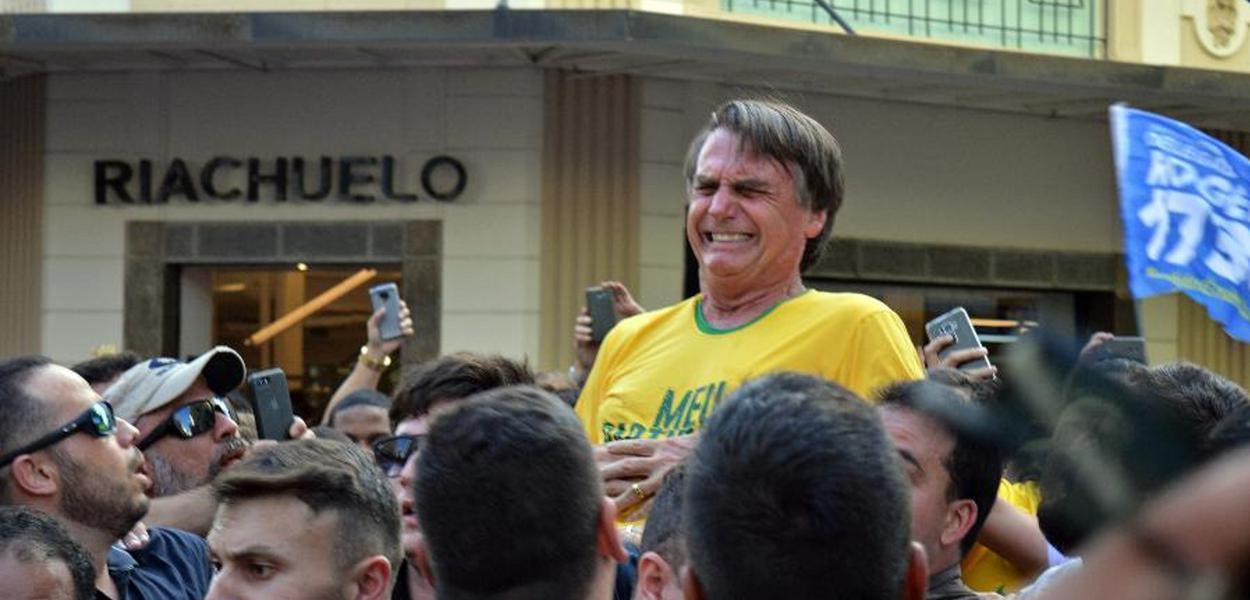 Vídeo sobre a 'facada' em Bolsonaro levanta questões sem resposta