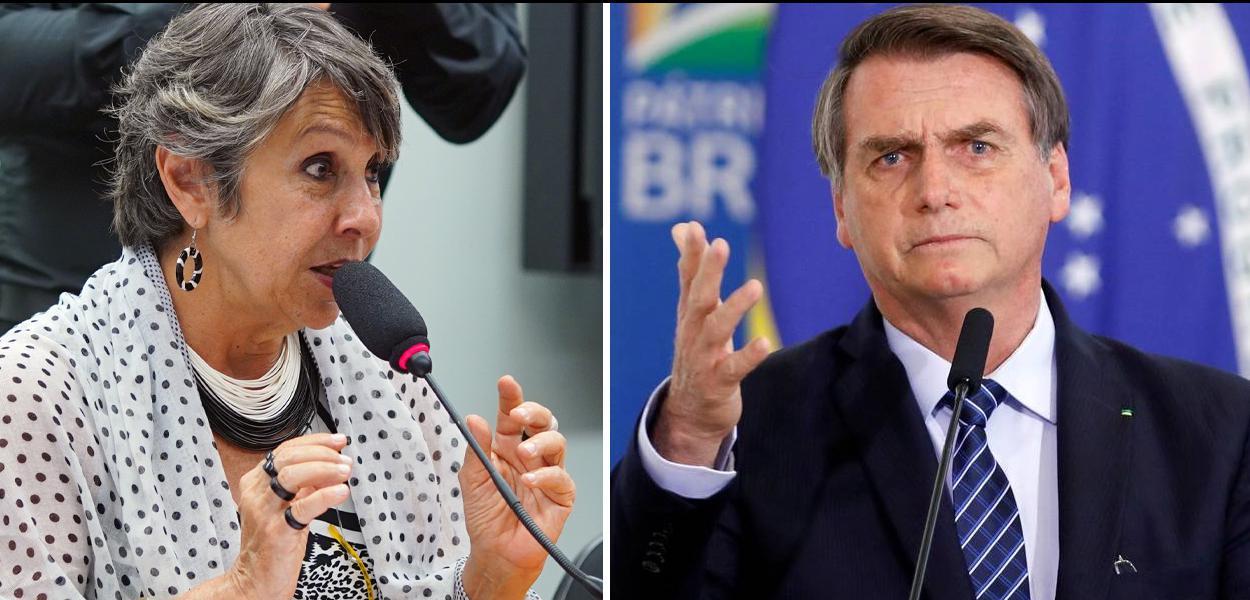 """""""Болсонару хочет сделать Бразилию страной тюрем"""""""