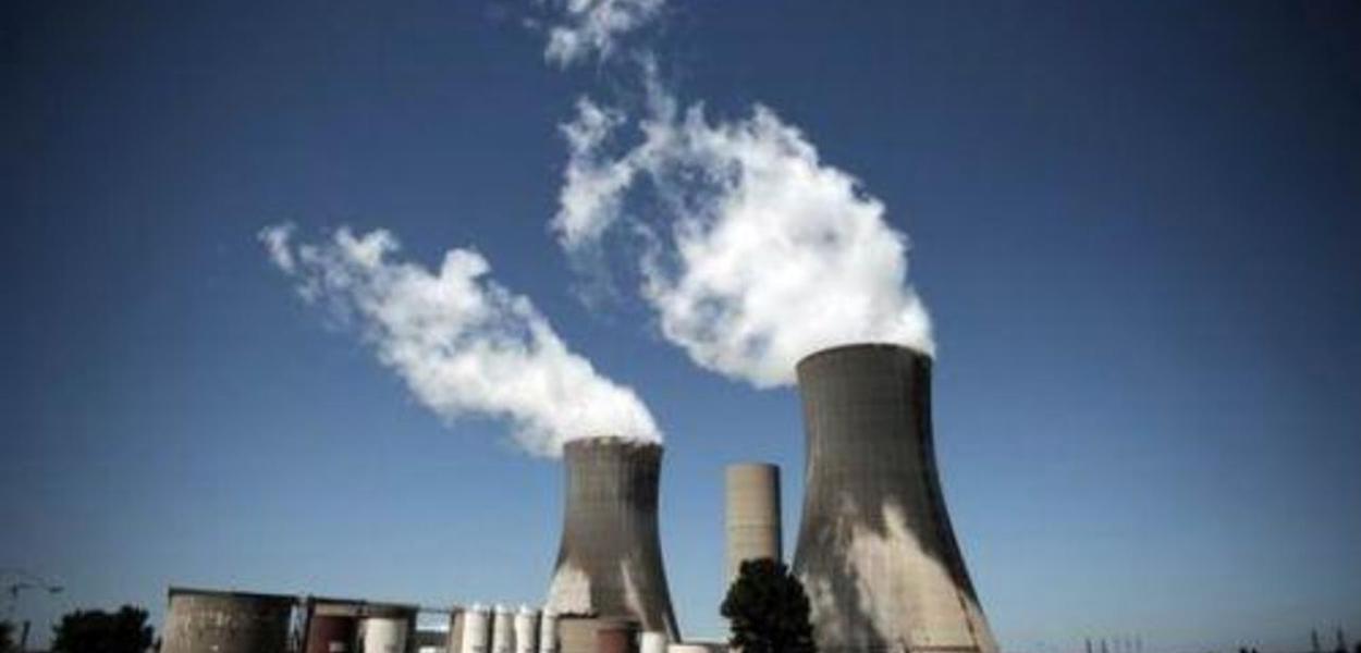 China, energia nuclear
