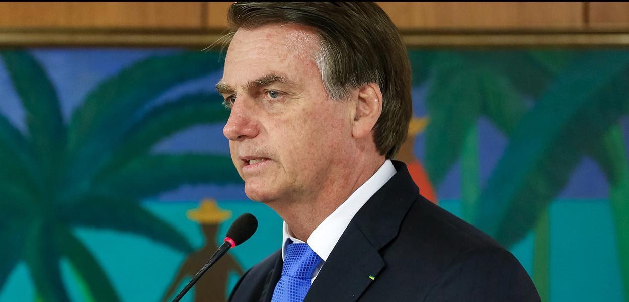 (Brasília - DF, 28/08/2019) Palavras do Presidente da República, Jair Bolsonaro. \rFoto: Carolina Antunes/PR