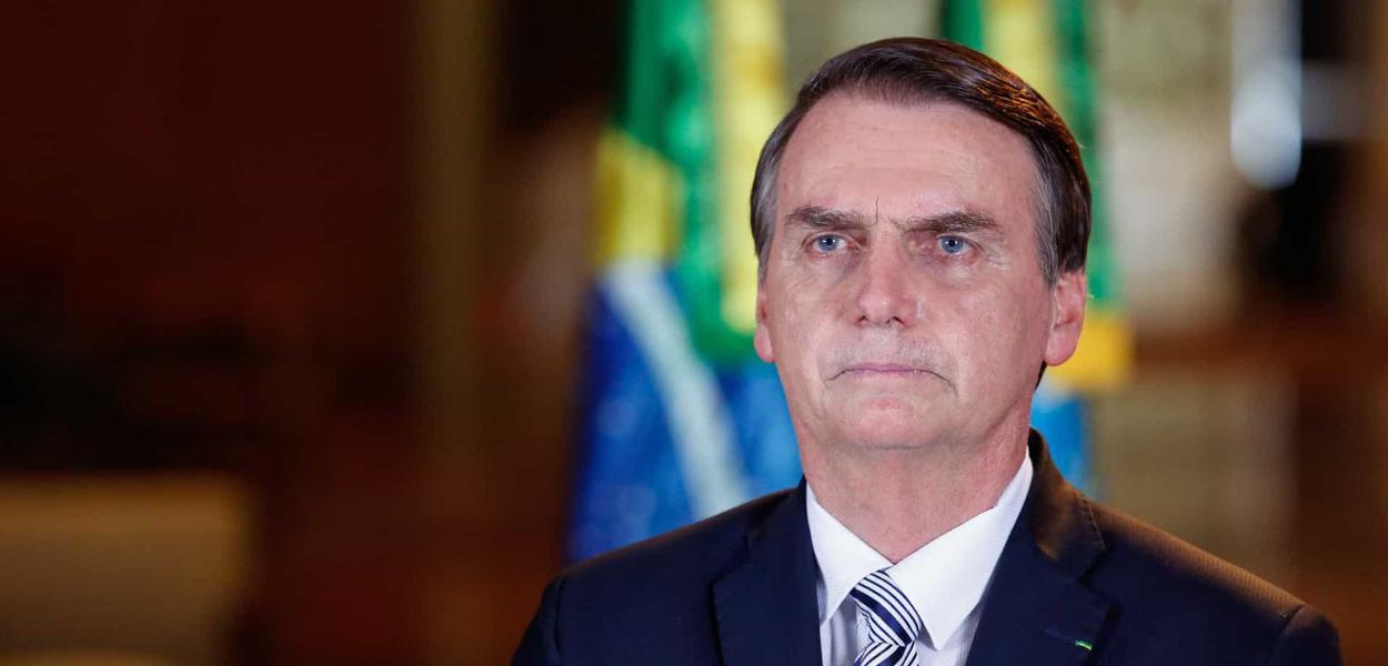 Bolsonaro tem um projeto pessoal