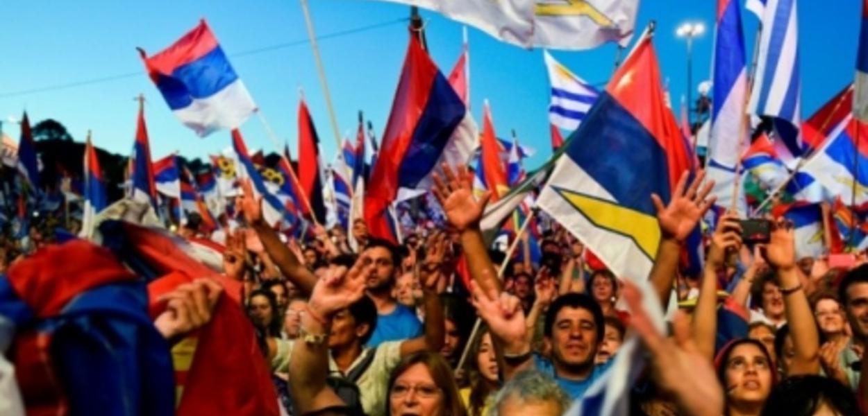 Frente Ampla uruguaia