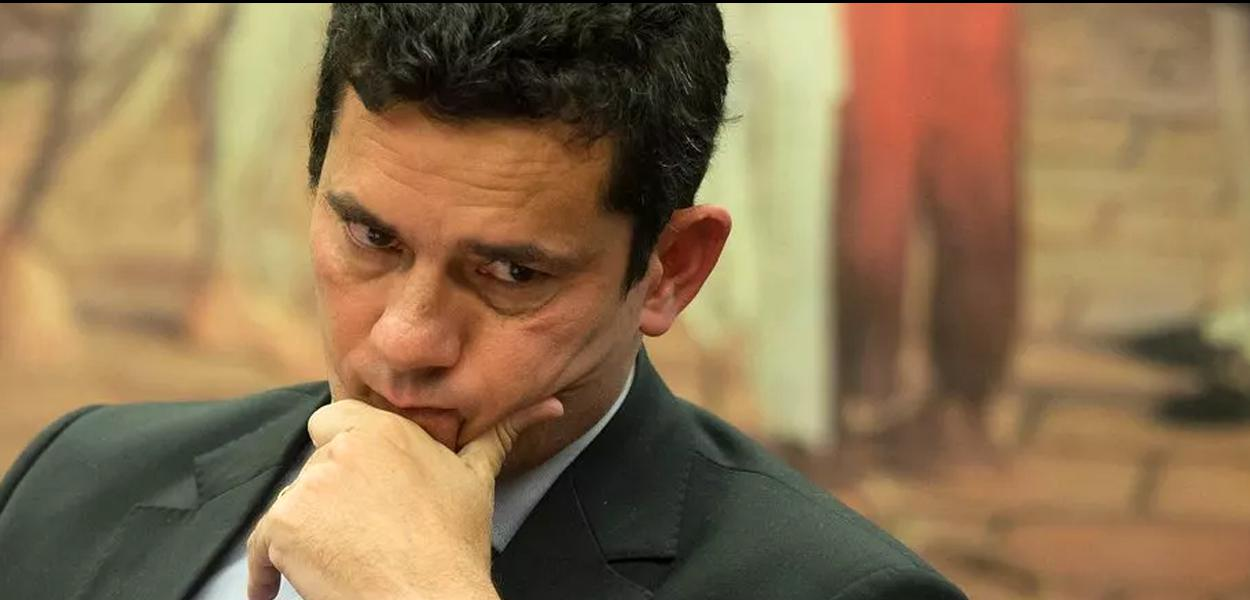 Minister of Justice and Public Security Sergio Moro