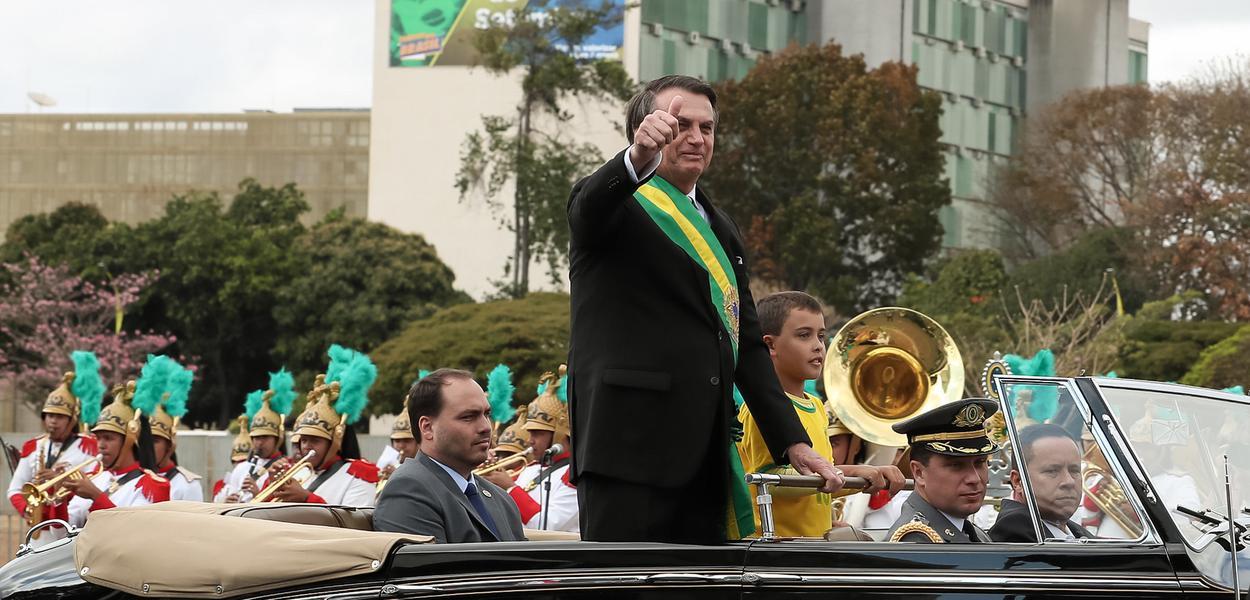 (Brasília - DF, 07/09/2019) Desfile Cívico por ocasião do Dia da Pátria.