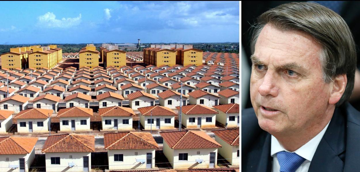 Bolsonaro quer acabar com Minha Casa e criar Meu Aluguel, Minha Vida
