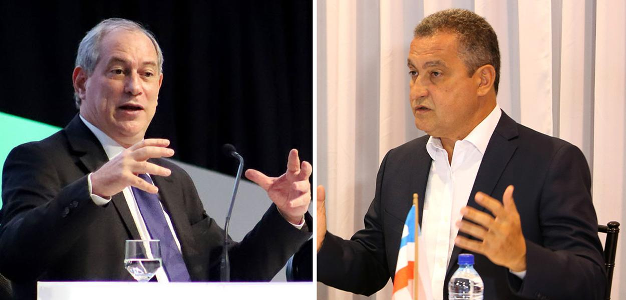 Ciro Gomes e Rui Costa