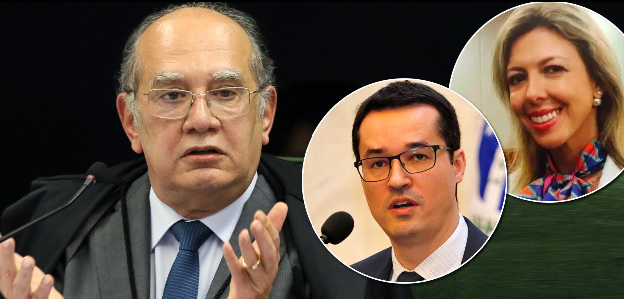 Gilmar Mendes Thaméa Danelon Deltan Dallagnol