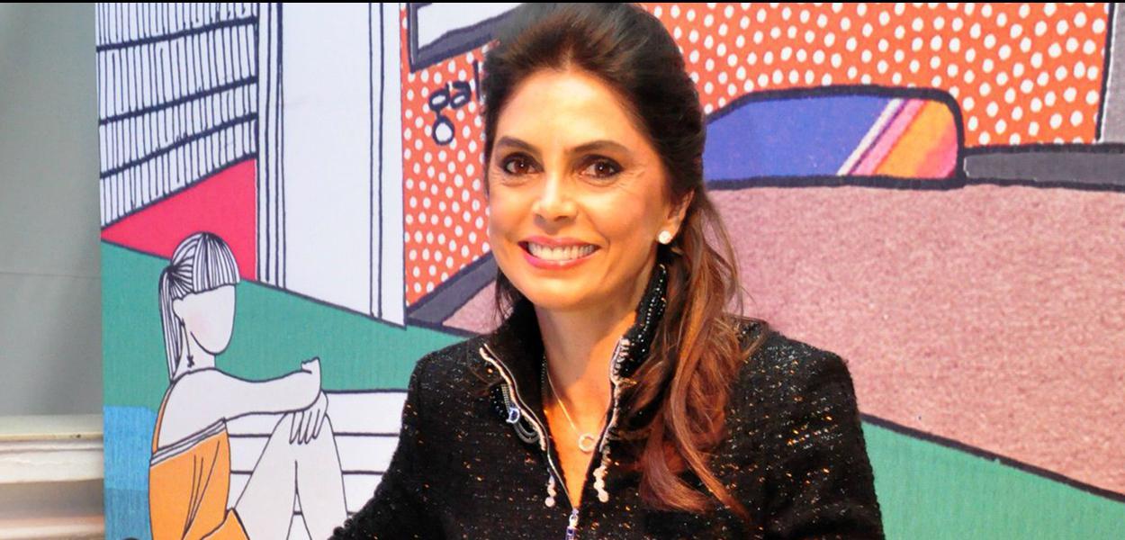 Empresária Rosângela Lyra