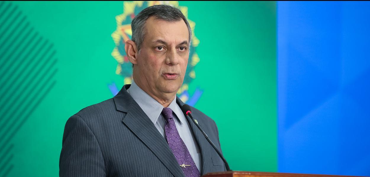 (Brasília - DF, 17/09/2019) Briefing do Porta-voz da Presidência da República, Otávio Rêgo Barros.