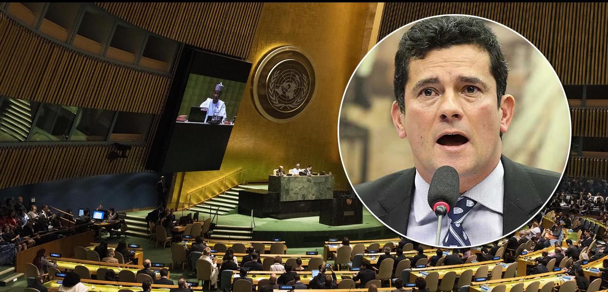 Sergio Moro e ONU