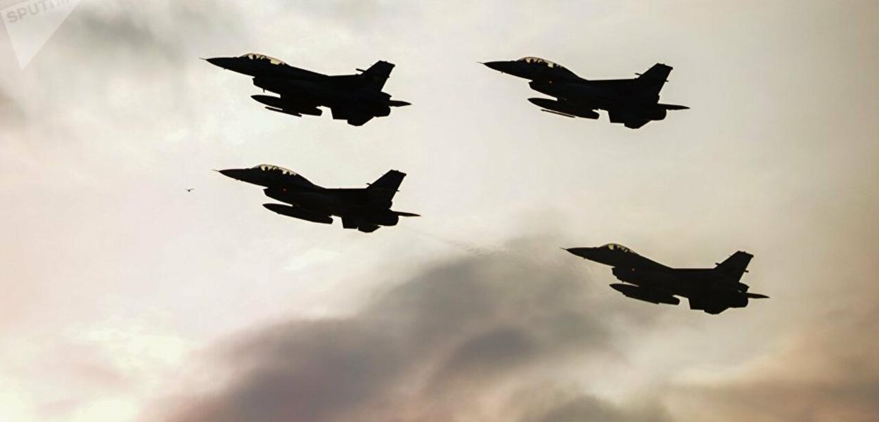 Rússia versus Pentágono