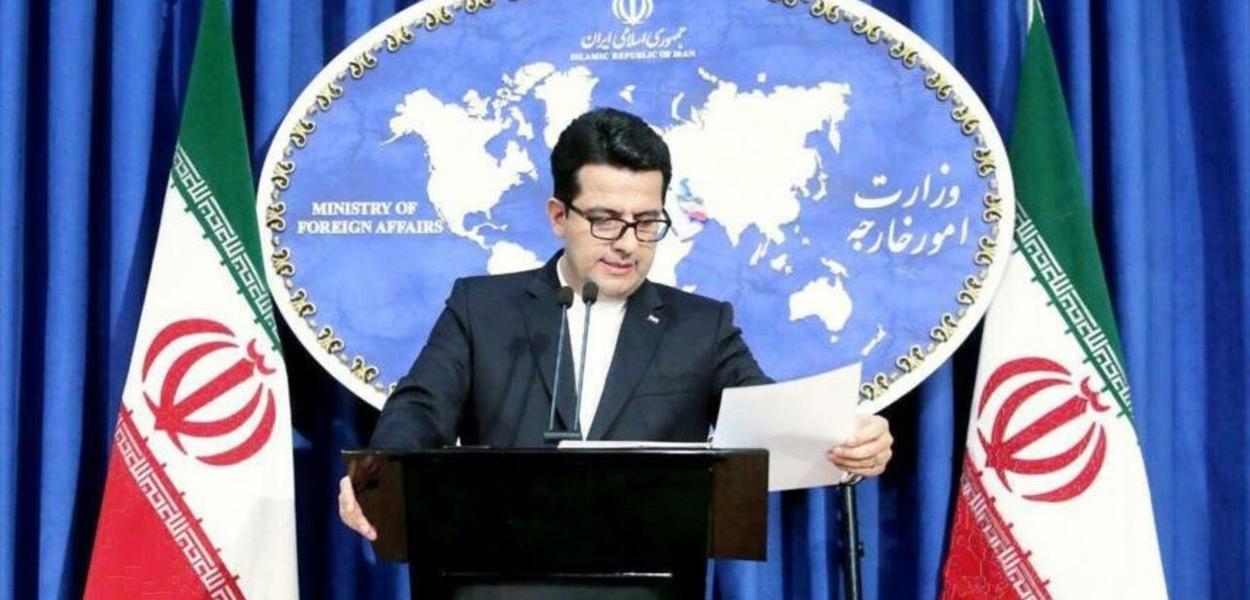 Musavi, porta-voz da Chancelaria iraniana