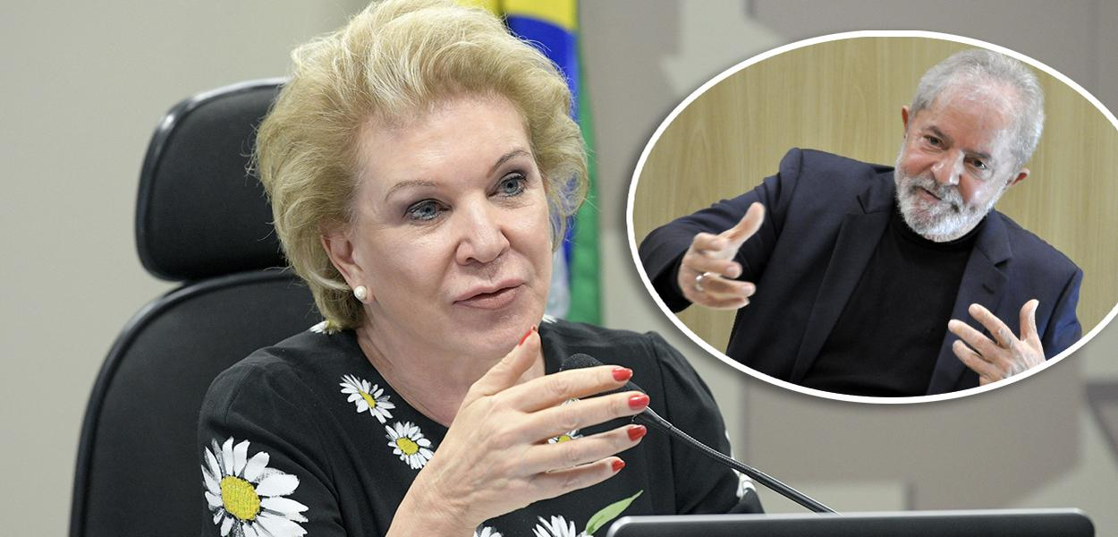 Marta Suplicy e Lula