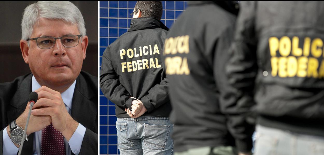 Polícia Federal faz operação em endereço de Rodrigo Janot