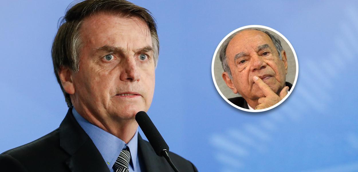 Bolsonaro recomenda livre de Ustra
