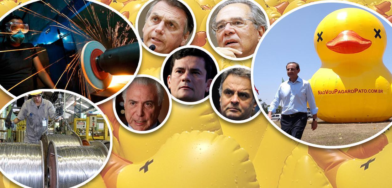 Economistas consideram que o Brasil corre o sério risco de deixar de estar entre os dez maiores países industriais do mundo