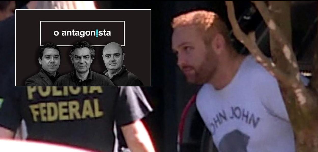 """O Antagonista e um dos """"hackers de Araraquara"""""""