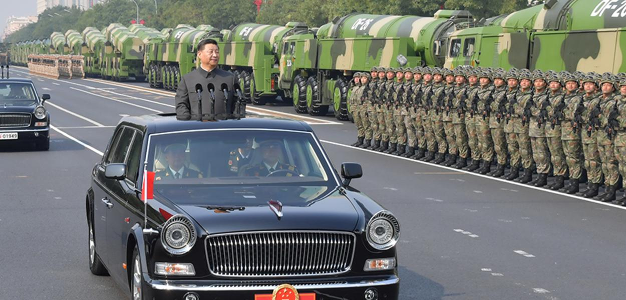 Xi Jinping e Forças Armadas