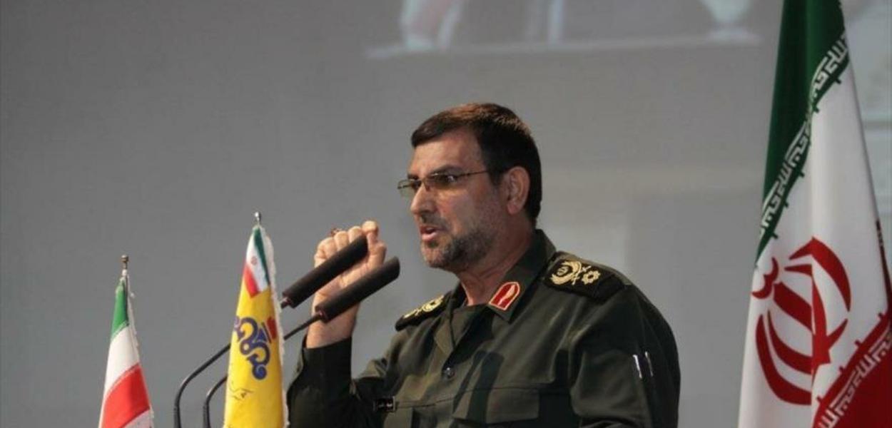 Irã, Contra-almirante Alireza Tangsiri