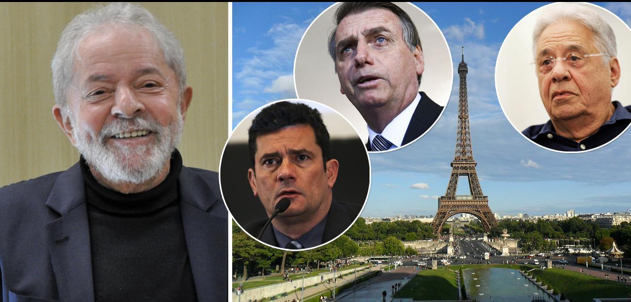 Lula é cidadão de honra de Paris