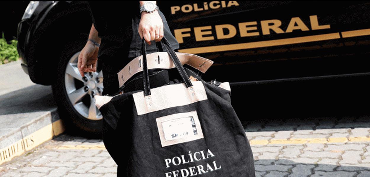 PF investiga grupo de empresas que fraudava licitações da Petrobras