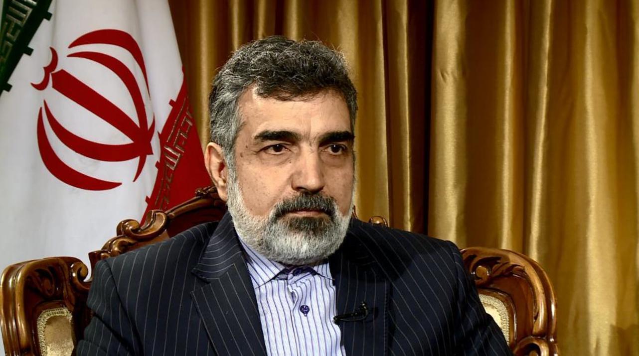 Irã, porta-voz para assuntos nucleares, Kamalvandi