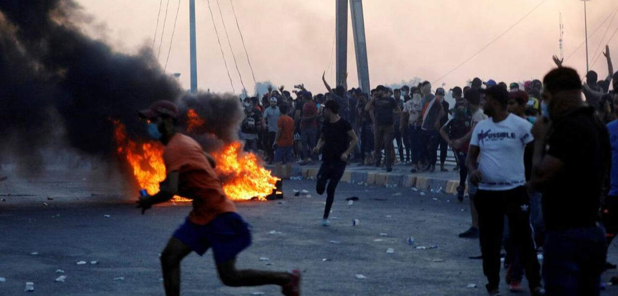 Iraque, protestos