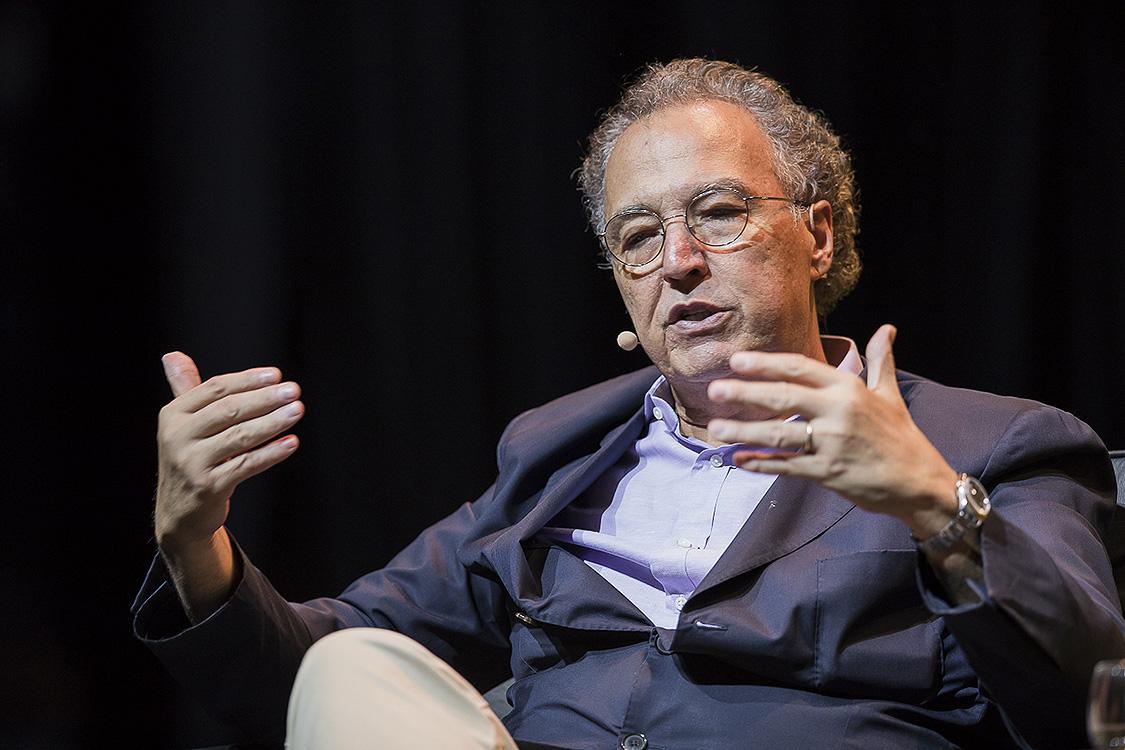 Publicitário Nizan Guanaes