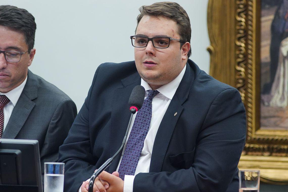 Deputado Felipe Francischini (PSL-PR)