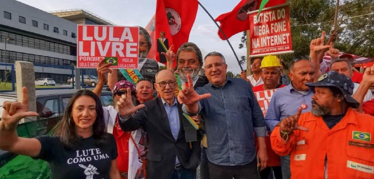 Acampamento Lula Livre