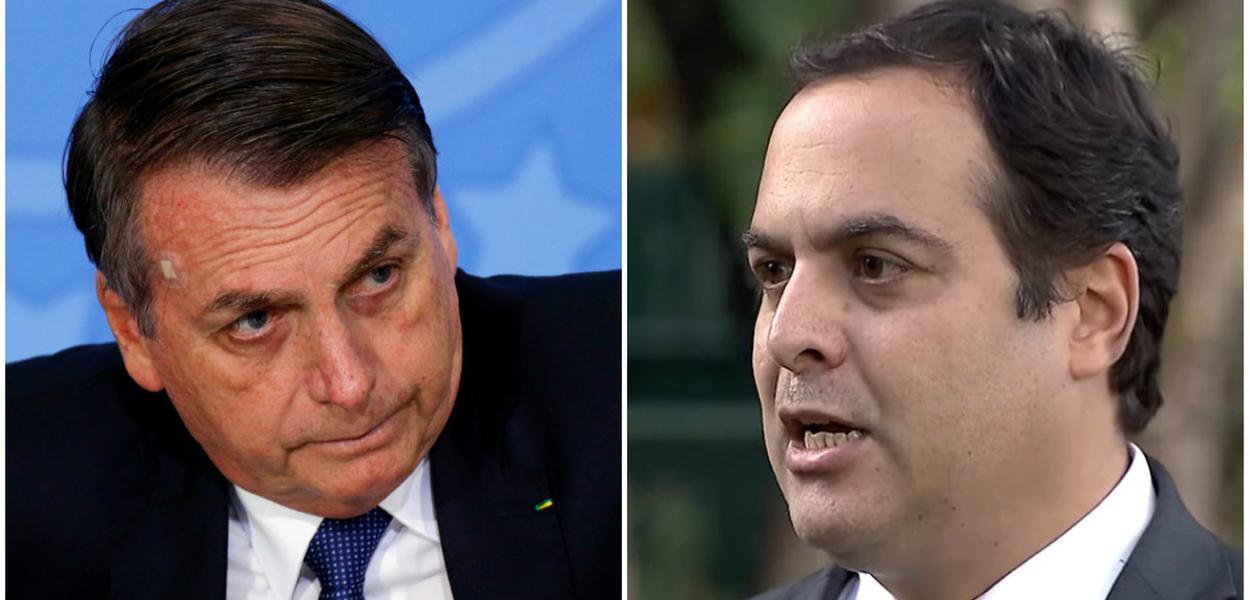 Resultado de imagem para Bolsonaro ataca Paulo Câmara de Pernambuco
