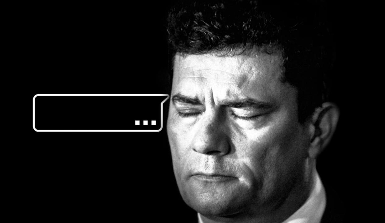 Sergio Moro na Vaza Jato