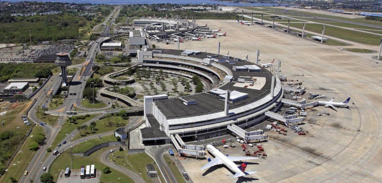 Aeroporto Internacional Tom Jobim, Galeão
