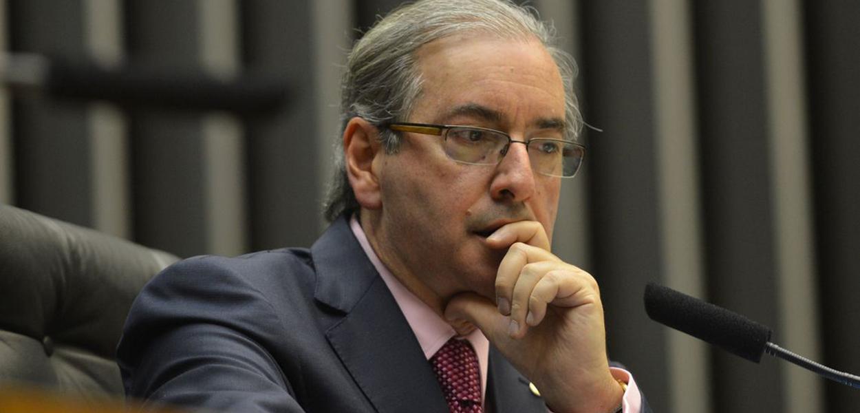 Ex-deputado federal Eduardo Cunha (MDB-RJ)