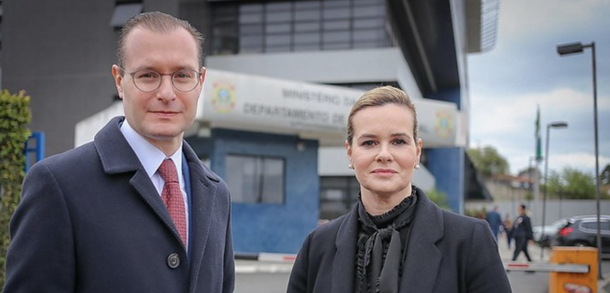 Cristiano Zanin Martins e Valeska T. Z. Martins