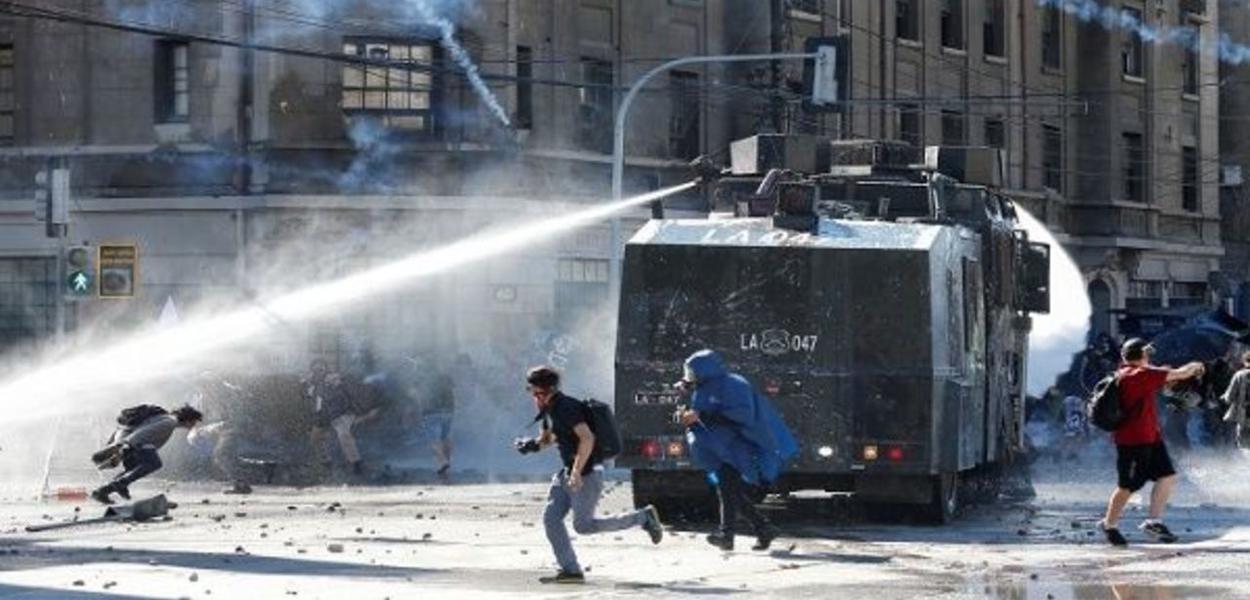 Repressão no Chile