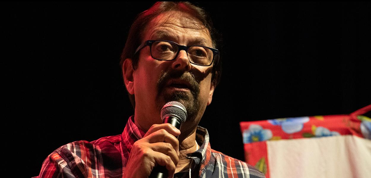 Jornalista Florestan Fernandes Jr.