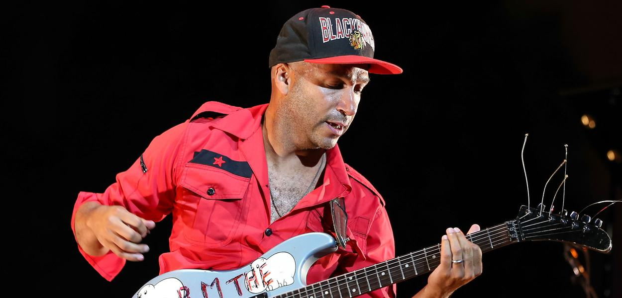 Tom Morello, guitarrista do Rage Against The Machine