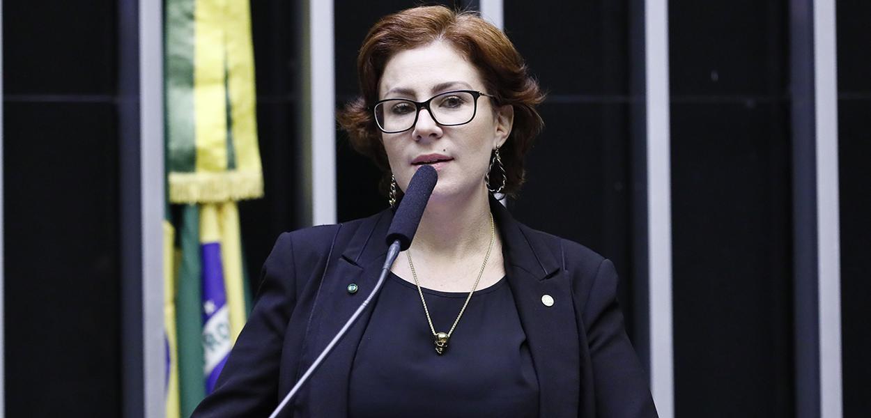 Dep. Carla Zambelli (PSL-SP)