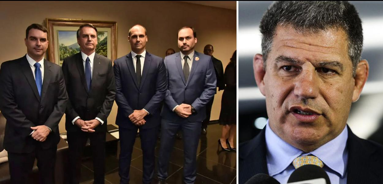 Clã Bolsonaro e Gustavo Bebianno