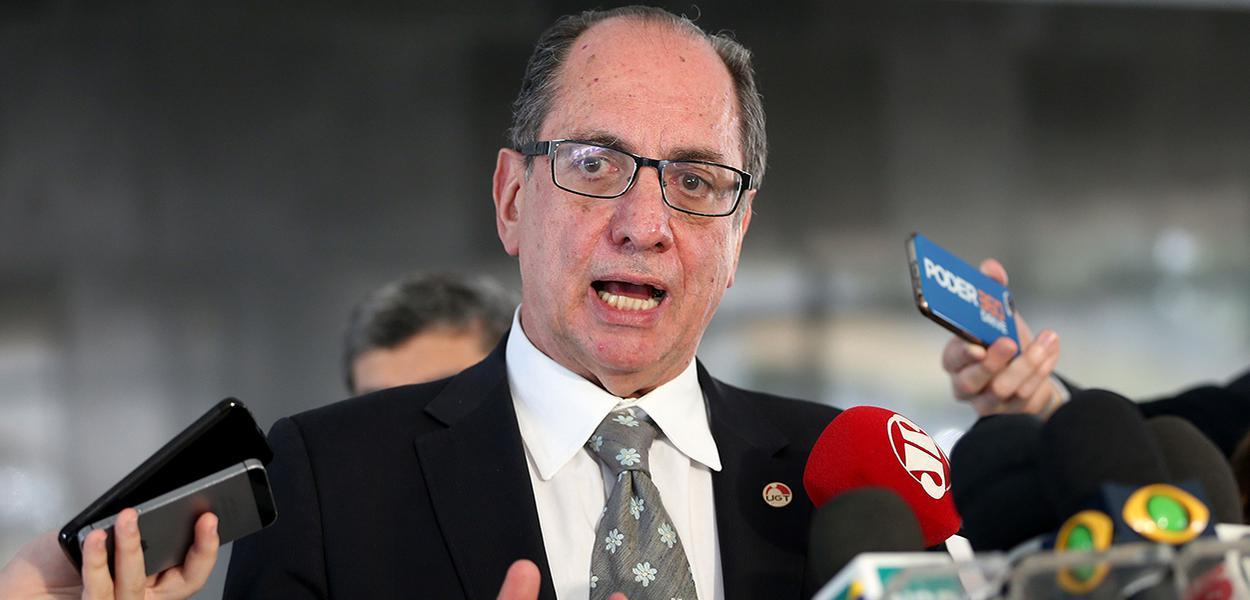 O presidente da União Geral dos Trabalhadores (UGT), Ricardo Patah