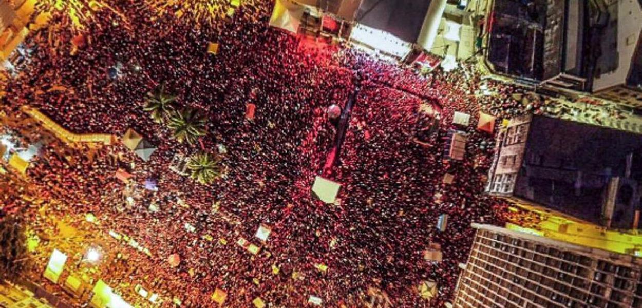Festival Lula Livre no Recife
