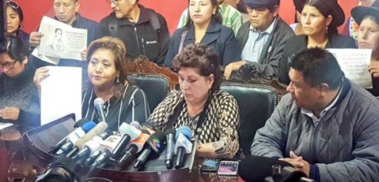 Deputados do MAS (Bolívia)