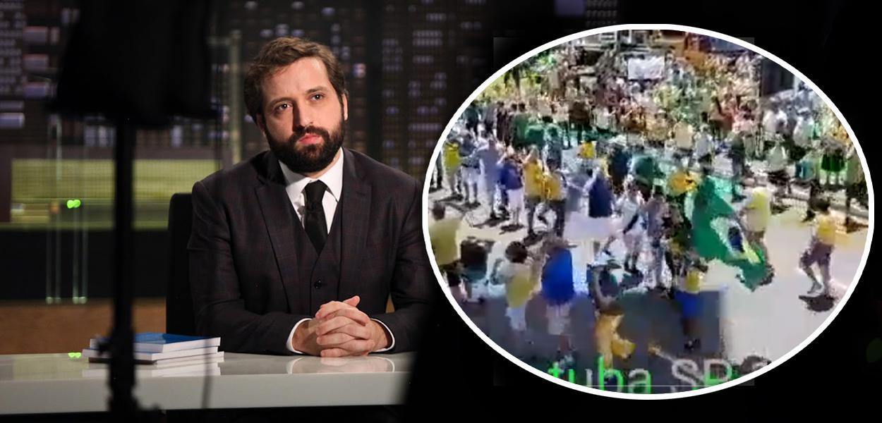 Duvivier ironiza manifestação da extrema-direita: o Brasil descobriu um pré-sal de constrangimento - Brasil 247