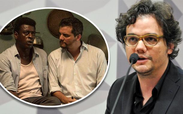 """""""Todo o universo da cultura no Brasil está destruído"""", diz Wagner Moura"""