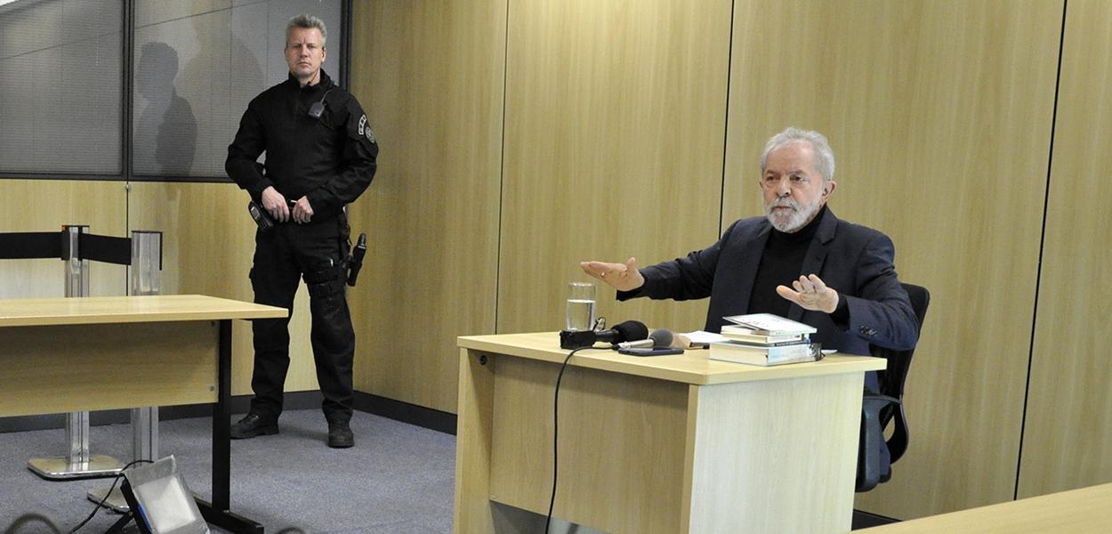 Jorge Chastaldo e Lula