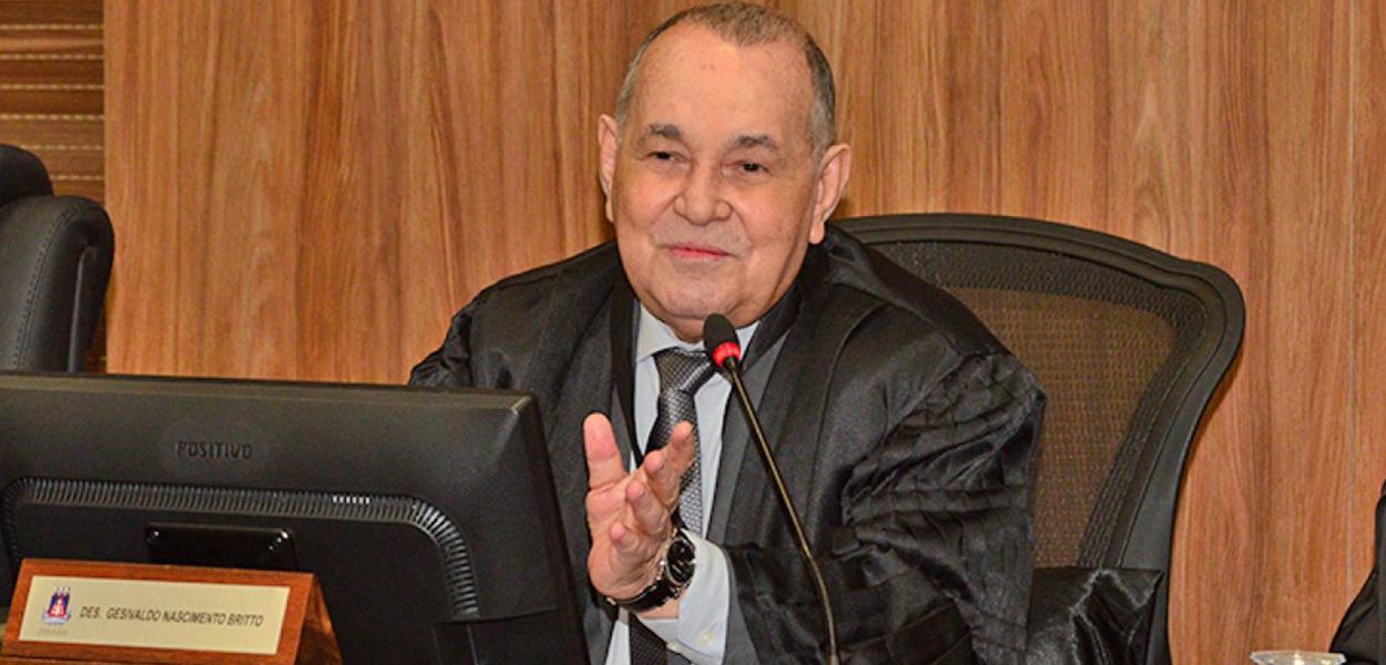 Председатель Баияского Суда (TJ-BA) Джезивалдо Бритто