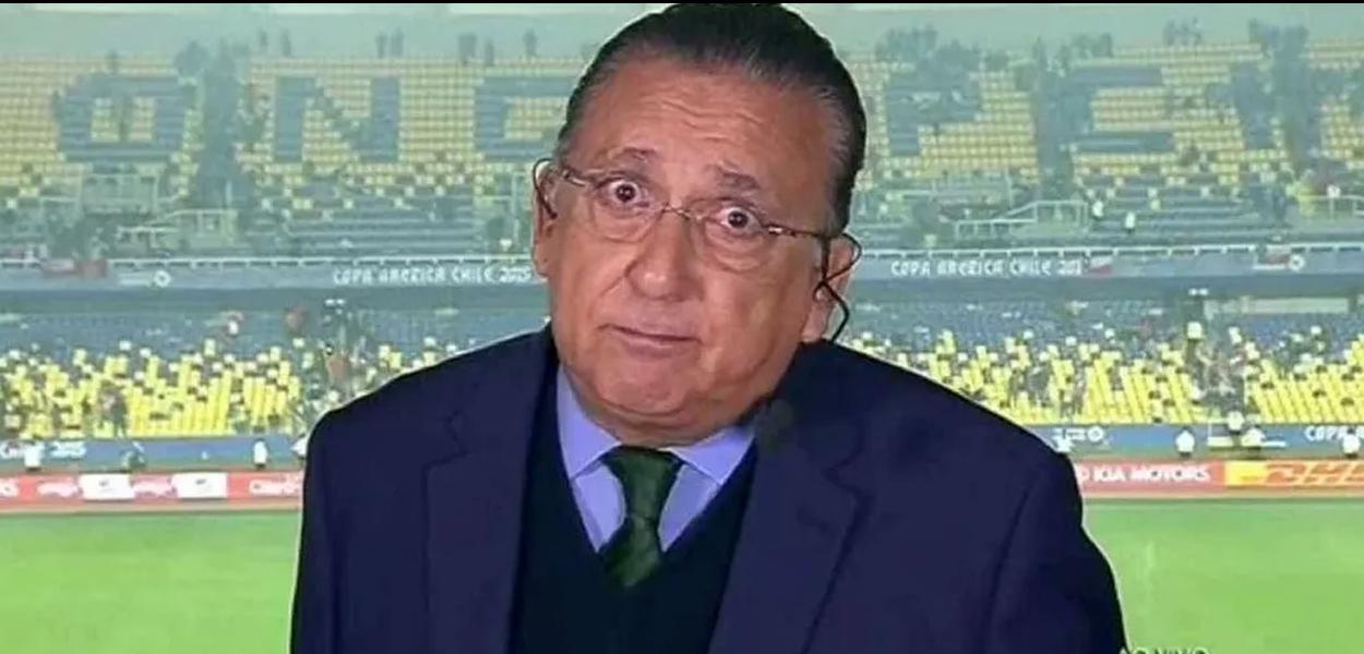Galvão Bueno Passa Por Cateterismo E Narração Da Final Da