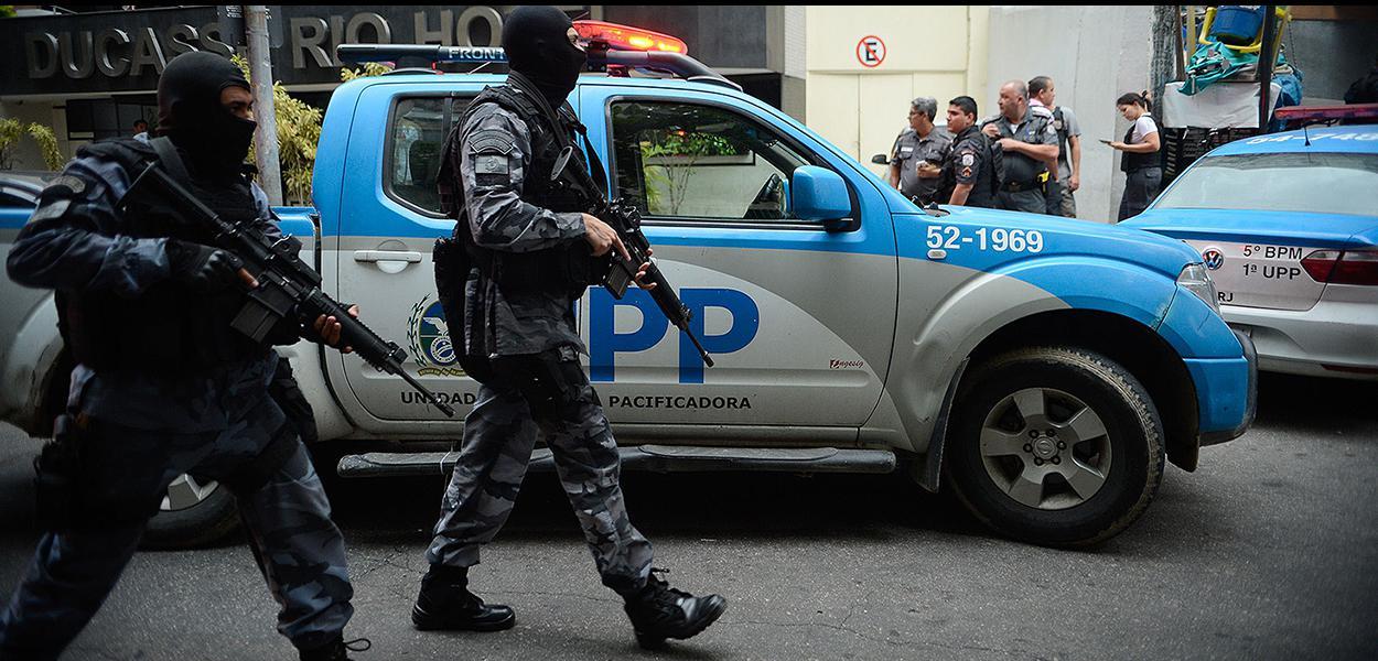 Рио-де-Жанейро Полиция