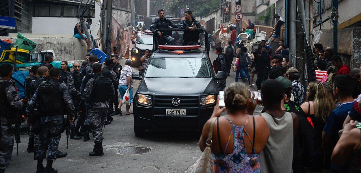 Полиция Рио-де-Жанейро поставила исторический рекорд,  убив 1546 человек в 2019 году